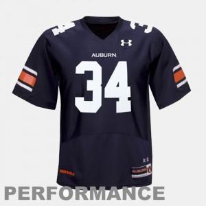 Youth College Football Bo Jackson Auburn Jersey #34 Blue 305343-810
