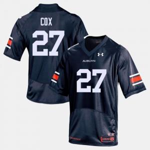 Chandler Cox Auburn Jersey College Football Navy #27 Mens 469453-519