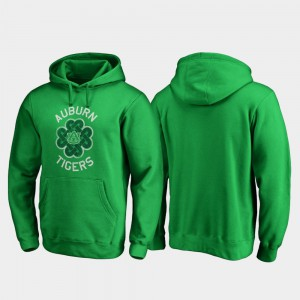 Auburn Hoodie Luck Tradition For Men's Kelly Green St. Patrick's Day 246205-430